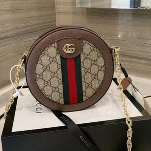 Brand new ⭐⭐Gucci⭐⭐ Round Ophidia Crossbody Bag